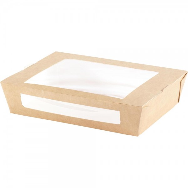 Duni Bio Pappe Box 1200 ml rechteckig M Art.:159909