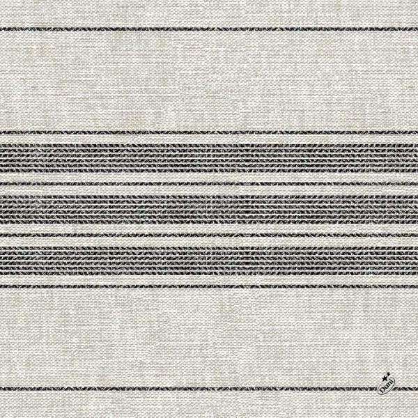 DUNI Zelltuch Serviette 40x40 cm 1/4F. Cocina Black