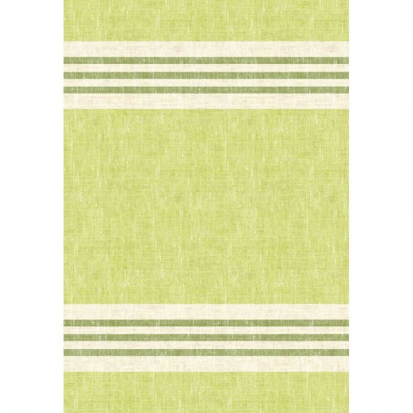 DUNI Towel Napkin 38x54 cm 3-lagig Raya Kiwi
