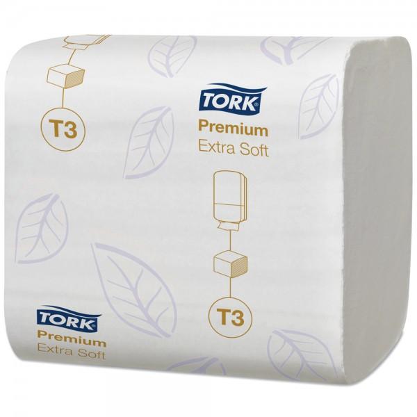 TORK Toilettenpapier Einzelblatt 2 lag. hochweiß 114275