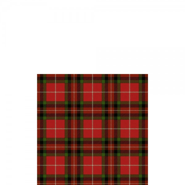 DUNI Zelltuch Serviette 24x24cm 1/4F.Naturally Christmas