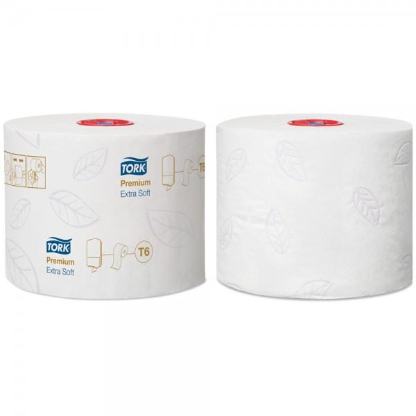 TORK Toilettenpapier Midi 3 lagig hweiß 127510