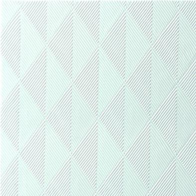 DUNI Elegance Serviette 40x40 cm 1/4F.Crystal weiß
