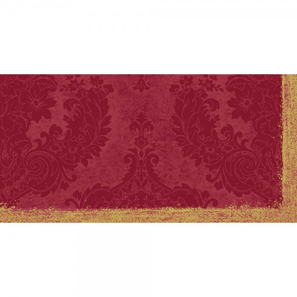 DUNI Mitteldecke Dunicel 84 x 84 cm Royal Bordeaux