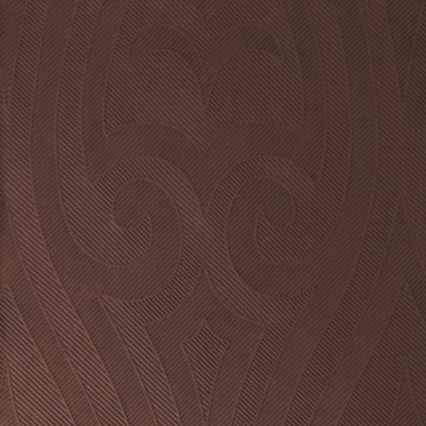 DUNI Elegance Serviette 40x40 cm 1/4F. Lily chestnut