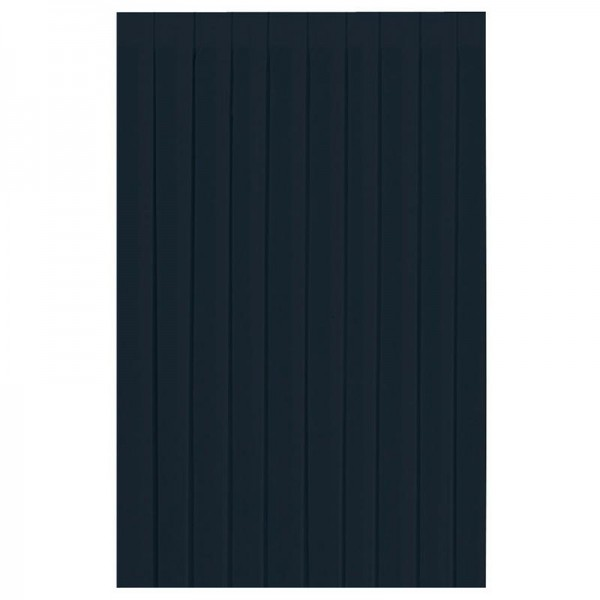 DUNI Tableskirtings Dunicel 72 cm x 4 m schwarz